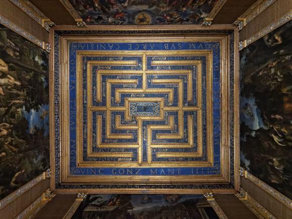 Stanza del labirinto MANTOVA
